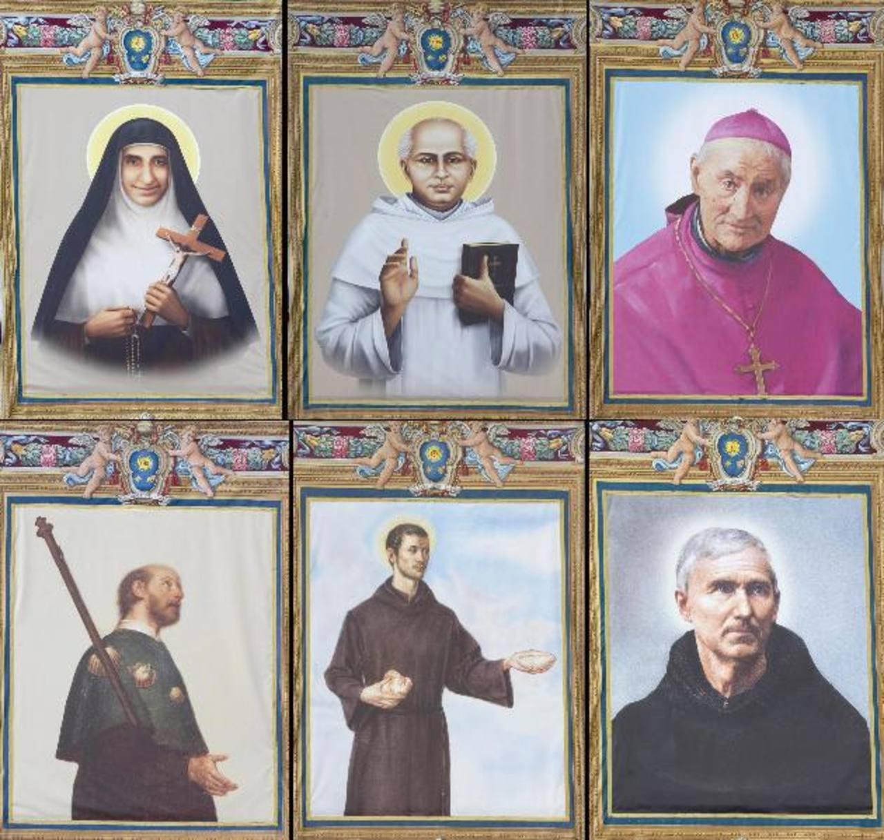 El Papa canonizó a cuatro italianos y dos indios. foto edhUnas 7,000 personas asistieron a la conferencia internacional sobre el autismo realizada en el Vaticano el pasado sábado. foto edh / ap