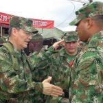 Suspenden operaciones militares en donde FARC liberaría a general colombiano