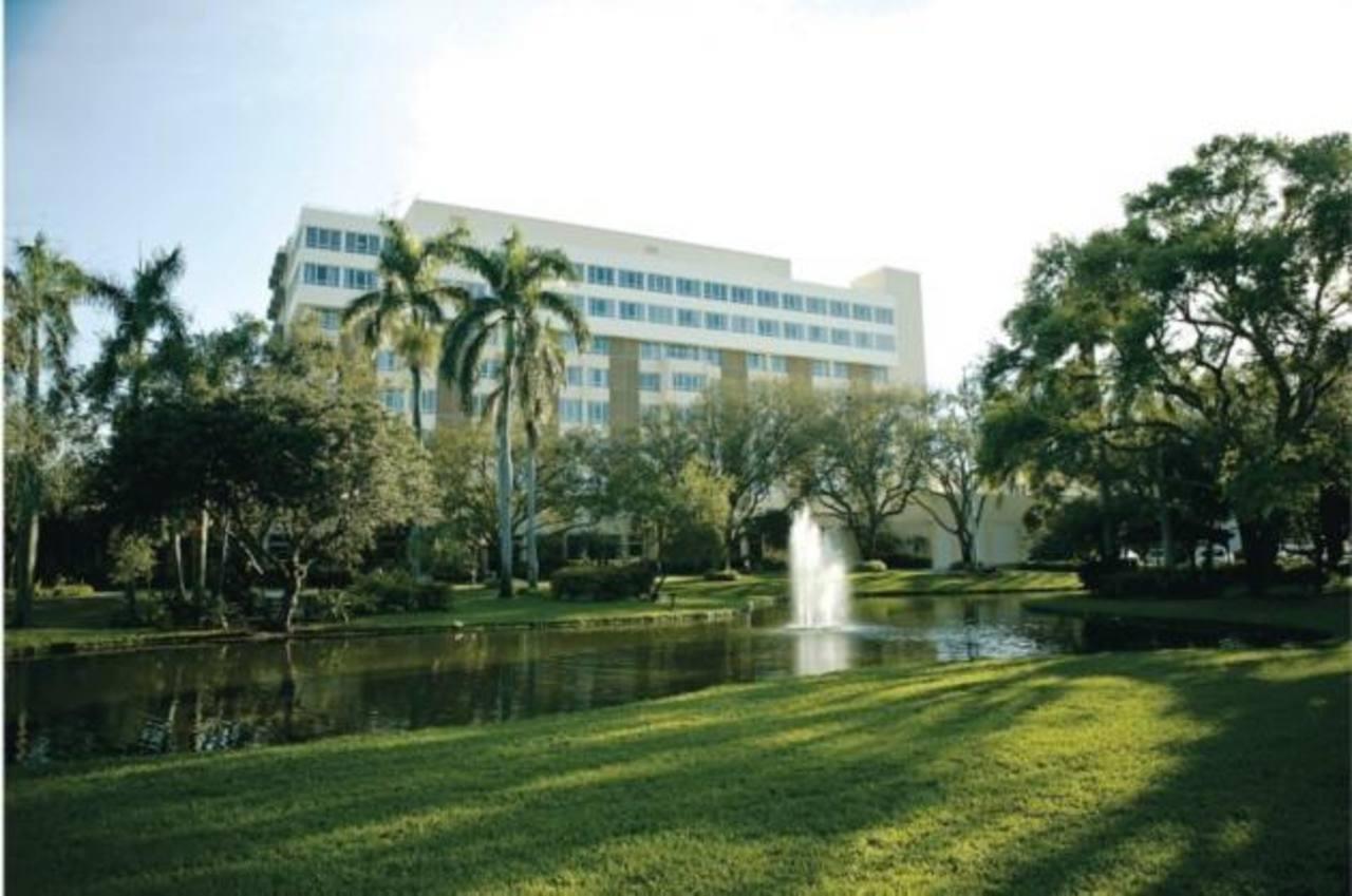 Hospital Regional de Boca Raton, Florida, EE.UU.