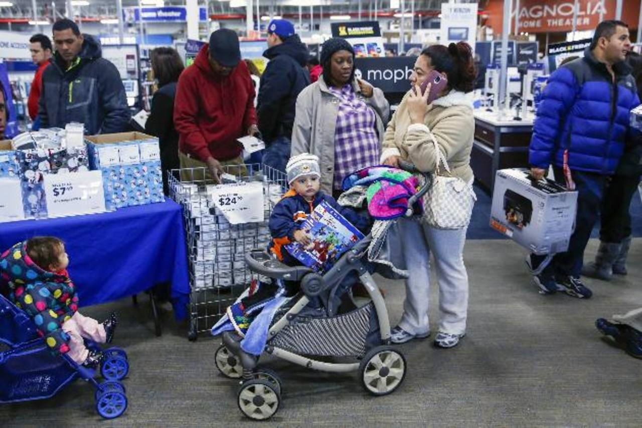 Las ventas arrancan tras la cena de Acción de Gracias.