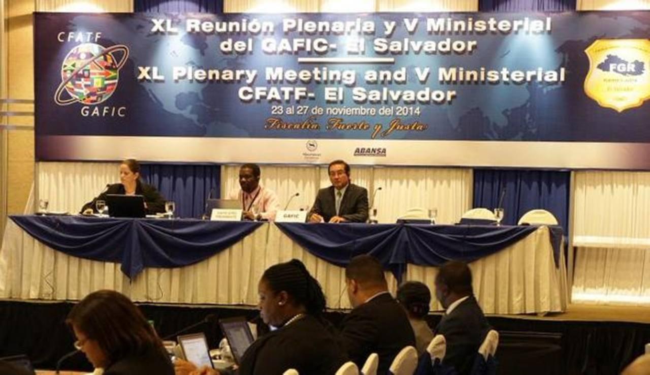 Las reuniones preparatorias se desarrollaron ayer en privado en un hotel capitalino. Foto EDH / Cortesía FGR