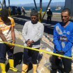 Los ecuatorianos detenidos
