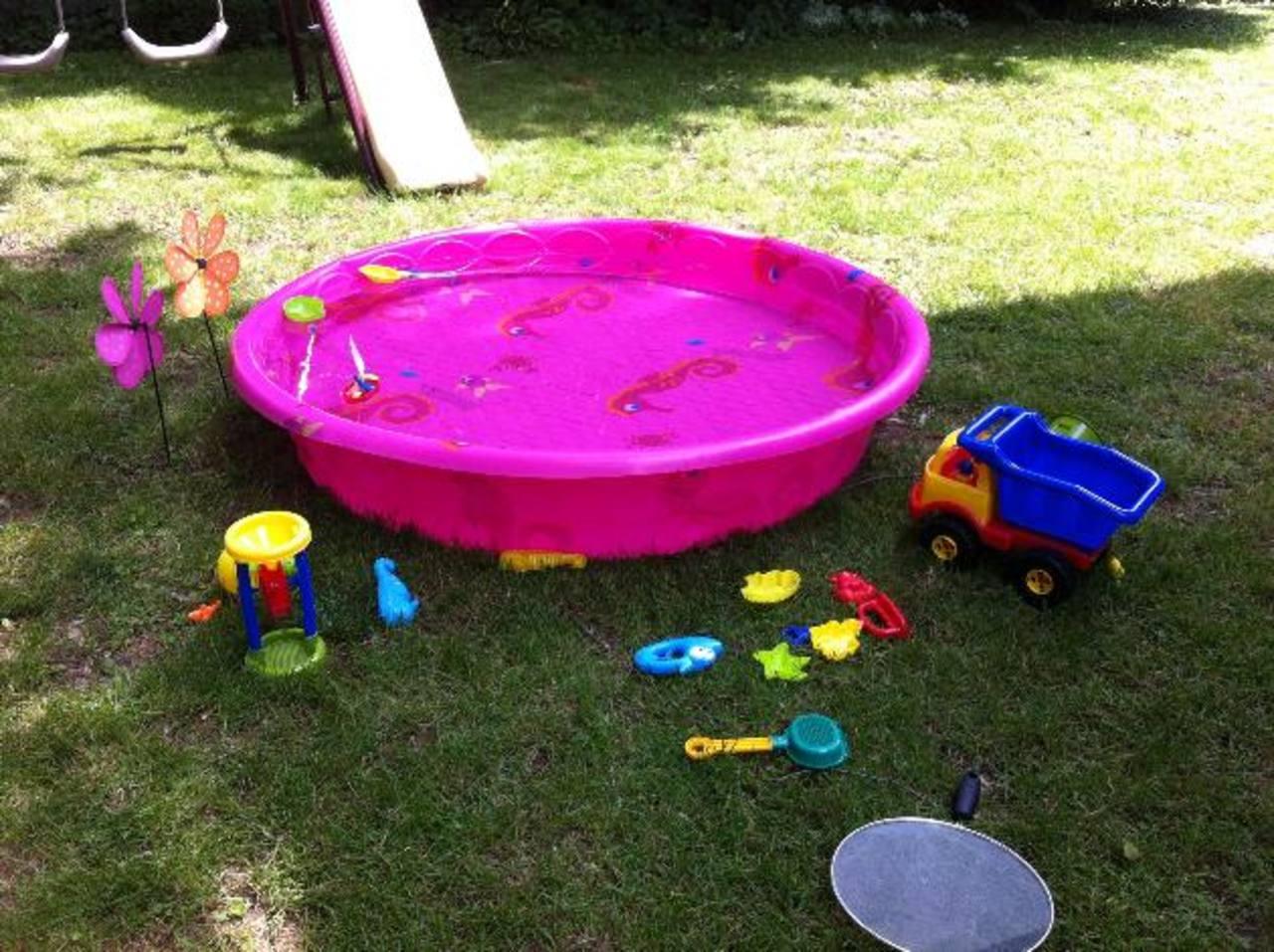 Espacios y objetos más comunes pueden ser causa de mortalidad: bañeras, cubos o baldes, así como piscinas. foto EDH