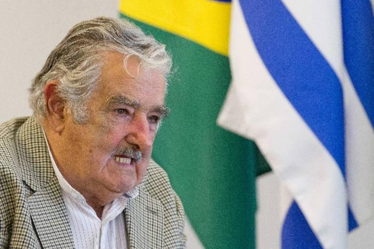 El presidente de Uruguay, José Mujica.