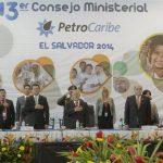 Estrechar relaciones con Venezuela fue una de las primeras acciones del gobierno de Salvador Sánchez Cerén. foto edh / Archivo