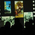 El público asistente pudo deleitarse con un video, el cual resumía la vida y obra del cineasta. Foto EDH / Lissette Monterrosa.