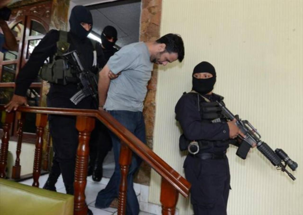 Rodrigo Chávez acusado de homicidio