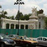 Resguardan comercios y edificios en centro de Ciudad de México por marchas