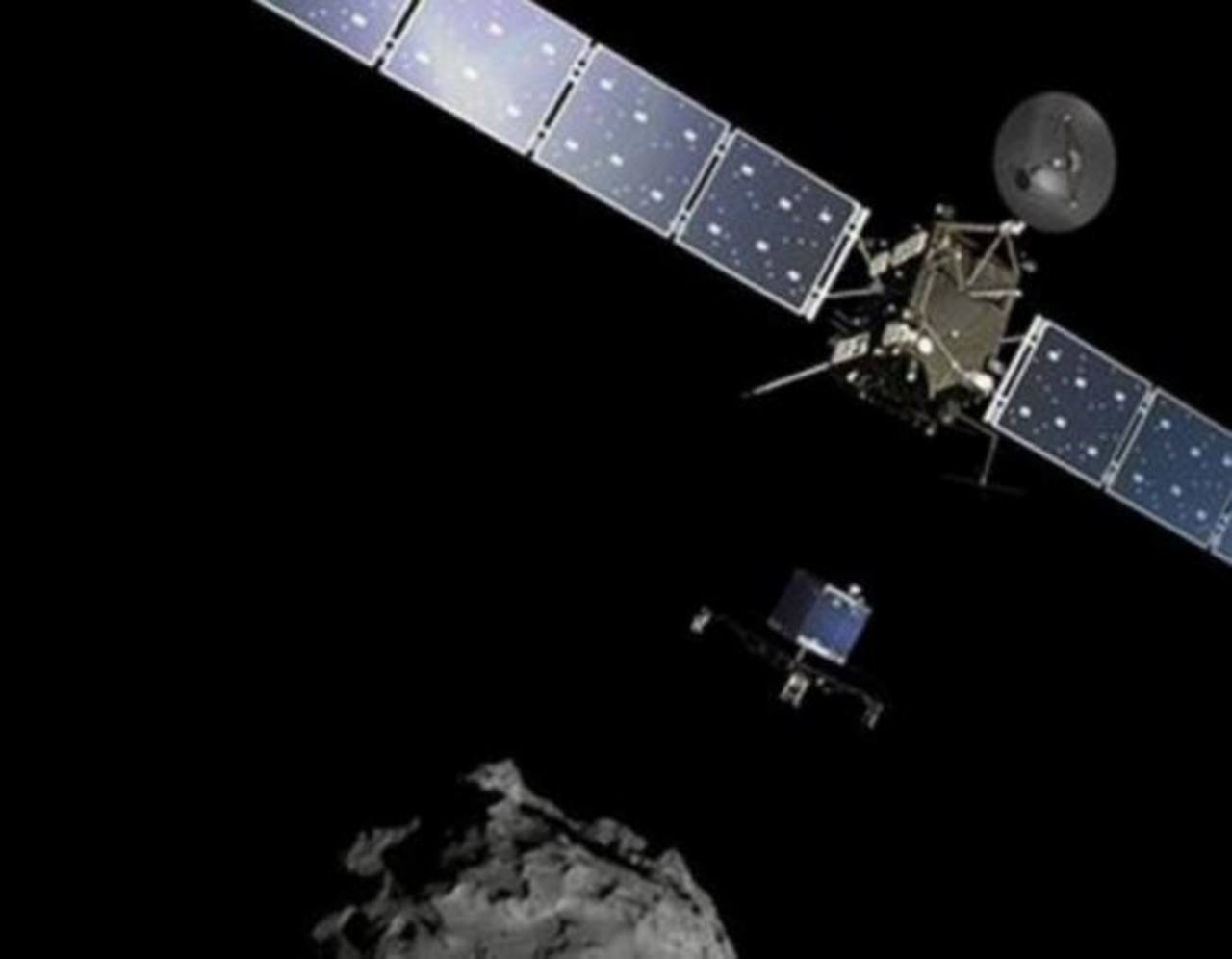 Científicos quieren que robot descienda en cometa