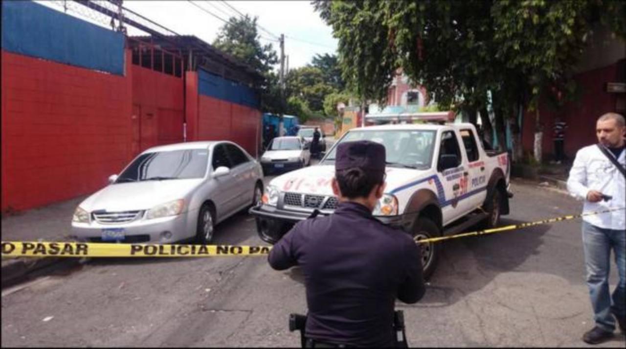 Matan a dueño de taller en San Salvador