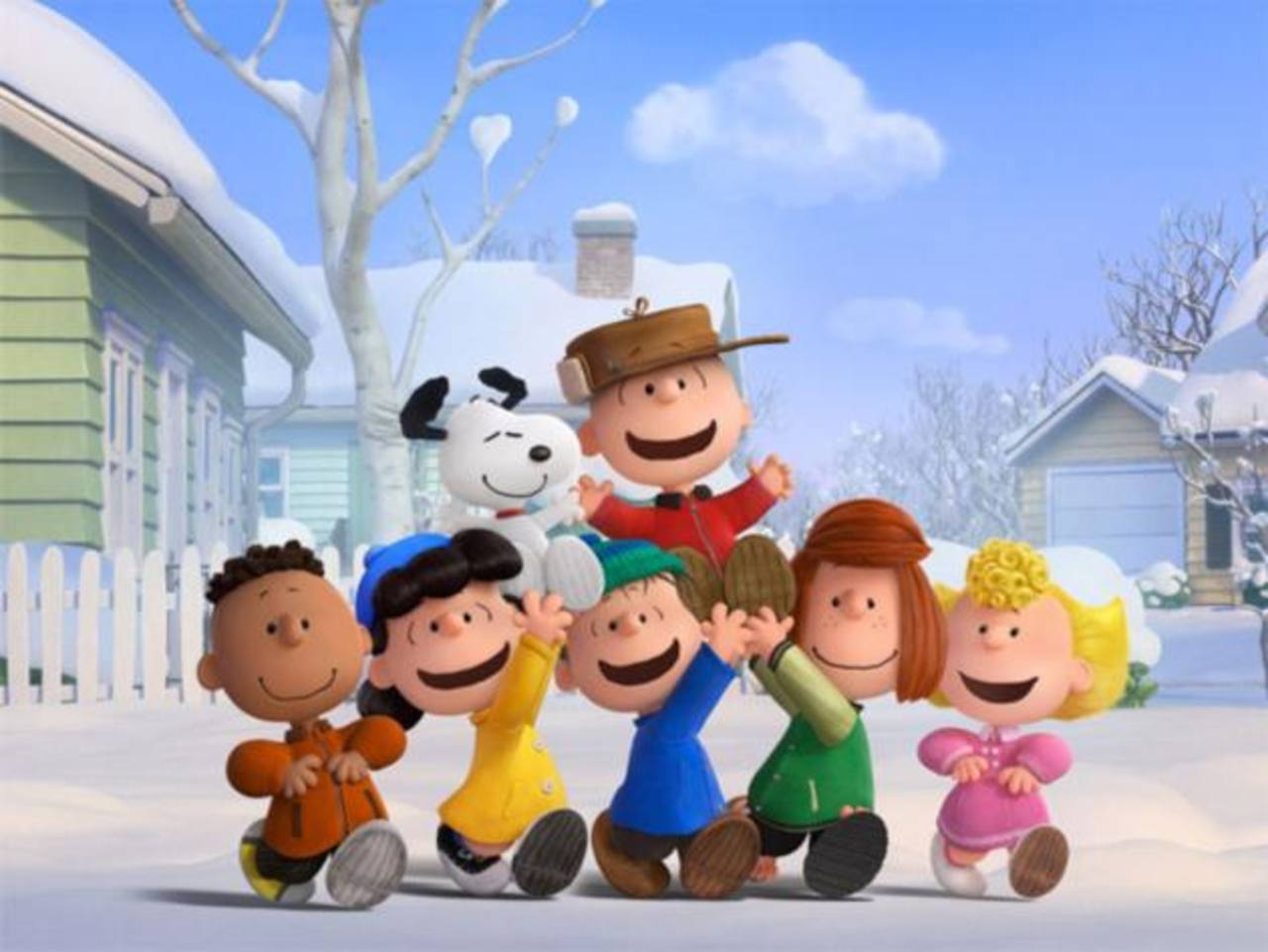 VIDEO: Adelanto de Snoopy y Charlie Brown