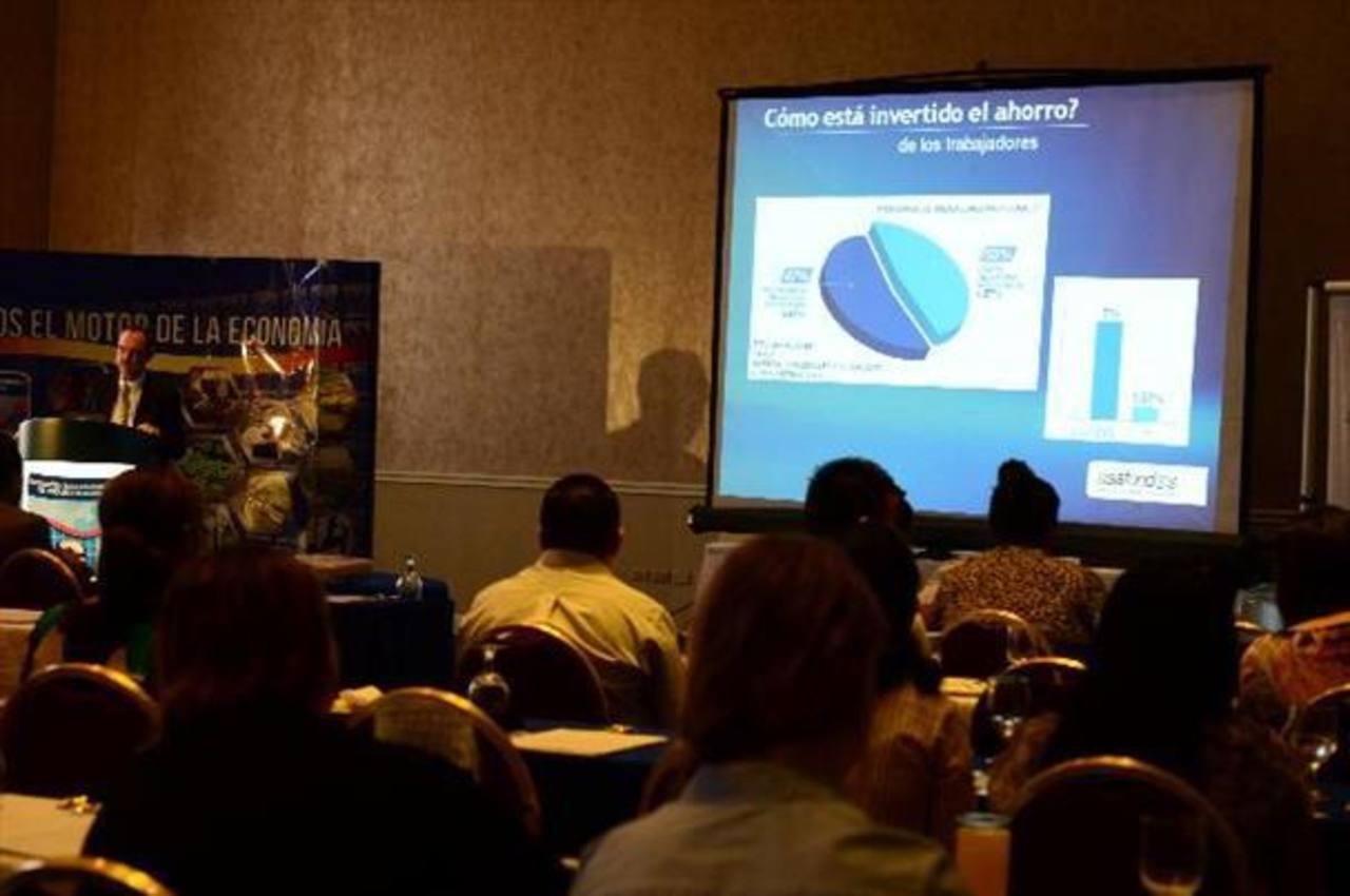 Realizan congreso internacional de aseguradoras en El Salvador/