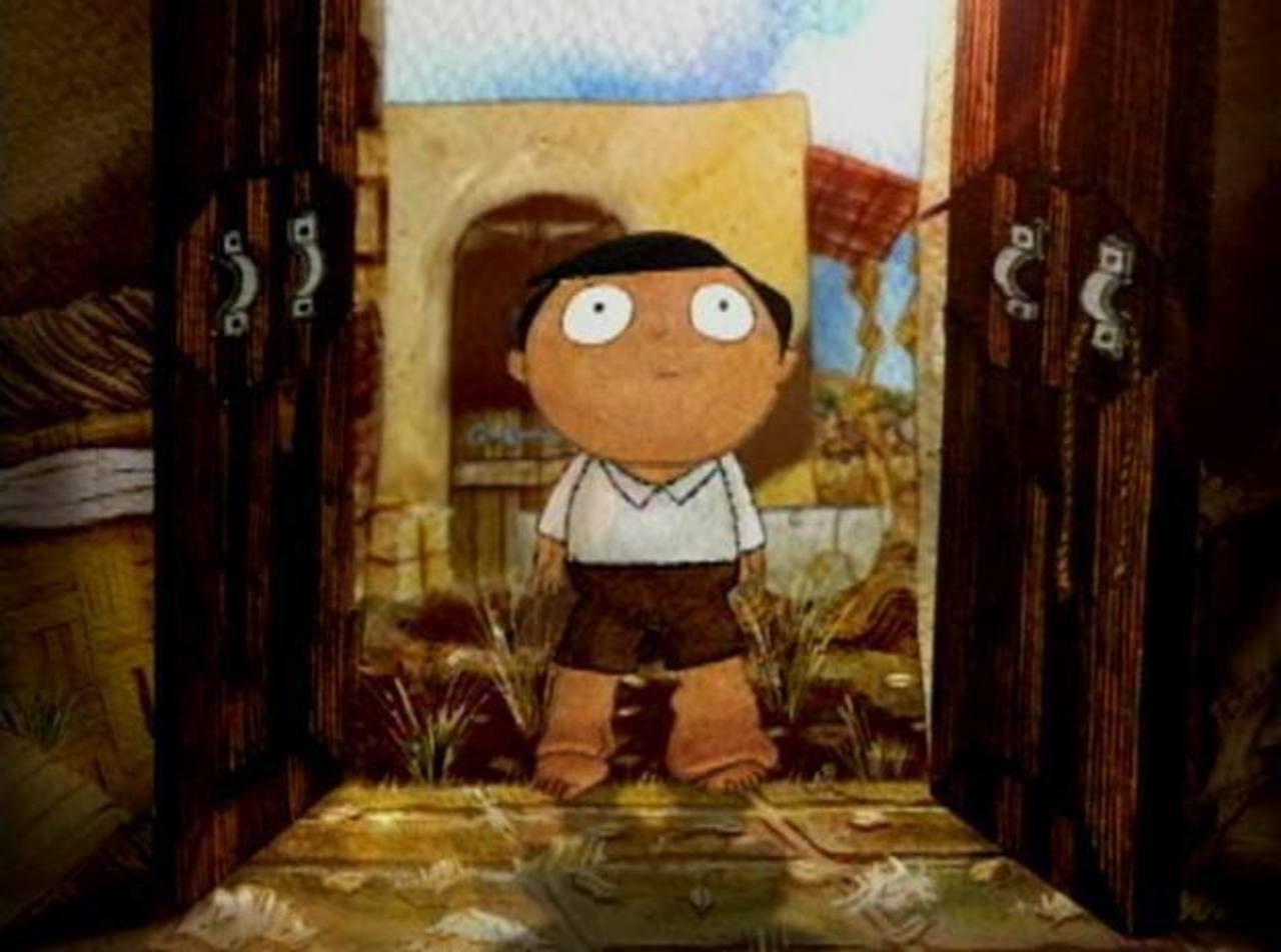 De cómo los niños pueden volar, (2008) es una animación mexicana de siete minutos, dirigida por Leopoldo Aguilar y producida por Abril Balderrama.
