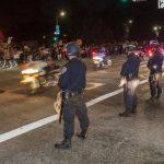 Las calles de Ferguson se vacían de manifestantes