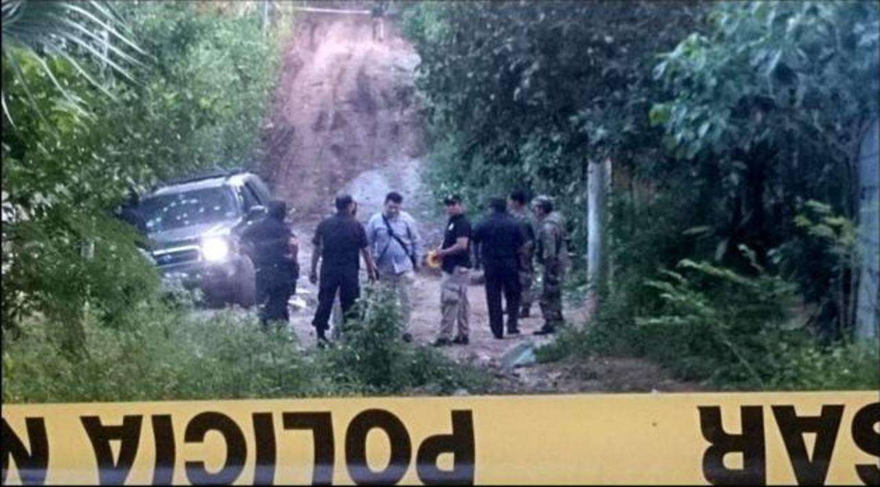 Cinco muertos deja balacera en colonia San Martín de Apopa