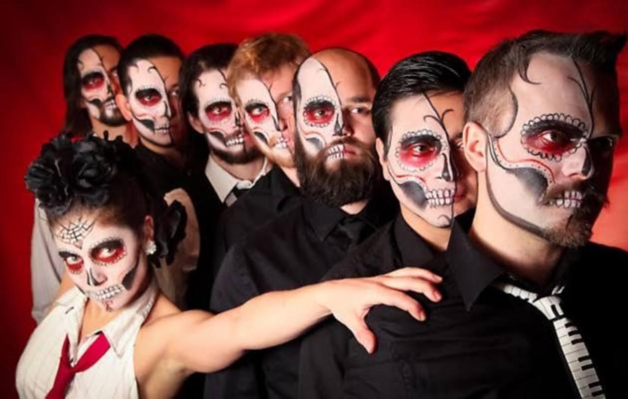 The Mariachi Ghost, homenaje a los muertos y a la música
