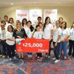 Los atletas especiales reciben apoyo por parte de Digicel desde el año 2007. Foto EDH / David Rezzio