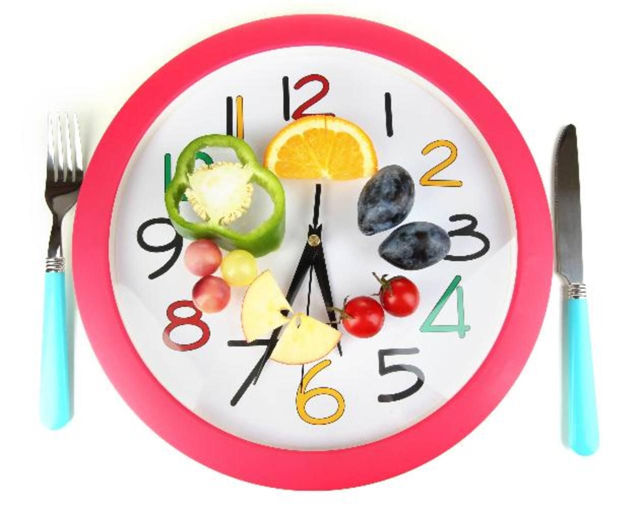 Alimentación para acelerar el metabolismo