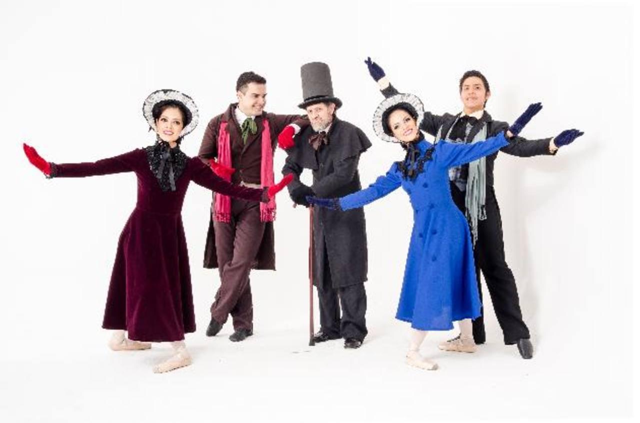 La obra vuelve un año más con muchas sorpresas, en una presentación que combina danza, teatro y ópera.