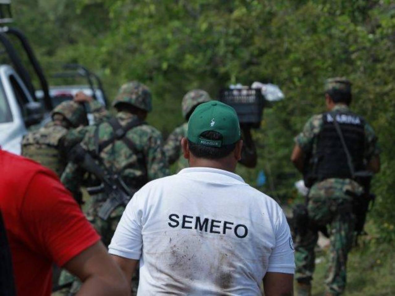 Encuentran cinco cadáveres calcinados en el estado mexicano de Guerrero