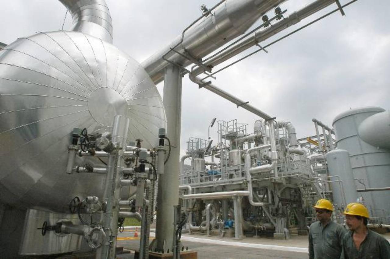 La unidad 3 de Berlín provee el 24 % de toda la energía que comercializa LaGeo en nuestro país.