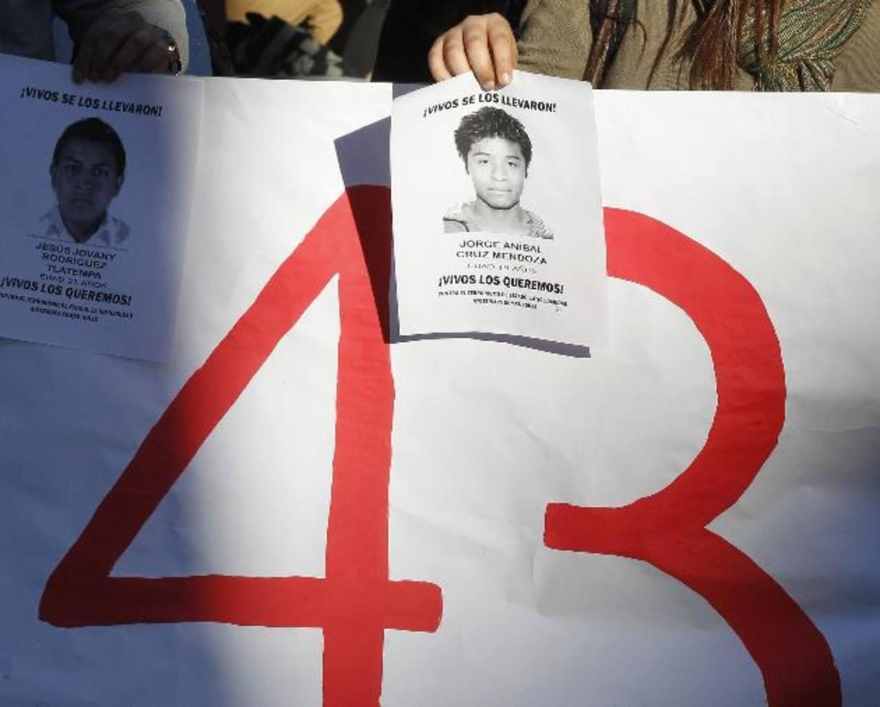 """Los estudiantes desaparecidos """"estorbaban"""""""