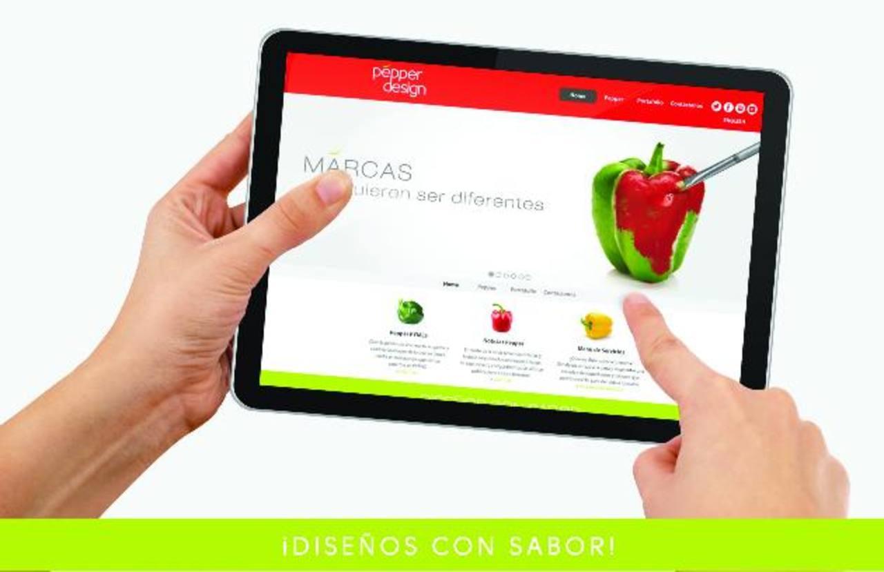 Scroll Down lo nuevo en el diseño web en El Salvador