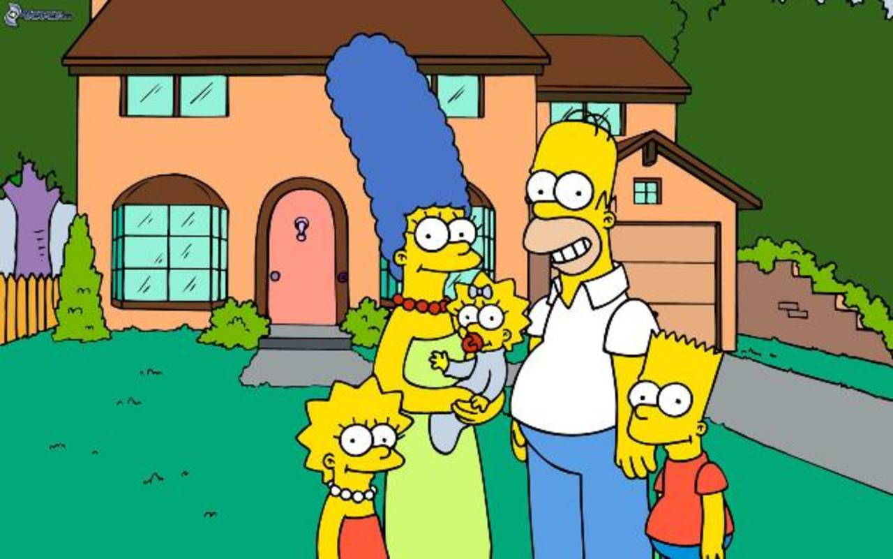 ¿Por qué son amarillos Los Simpson?
