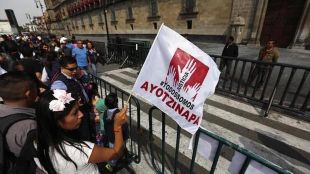 Restos analizados no son de estudiantes desaparecidos en México