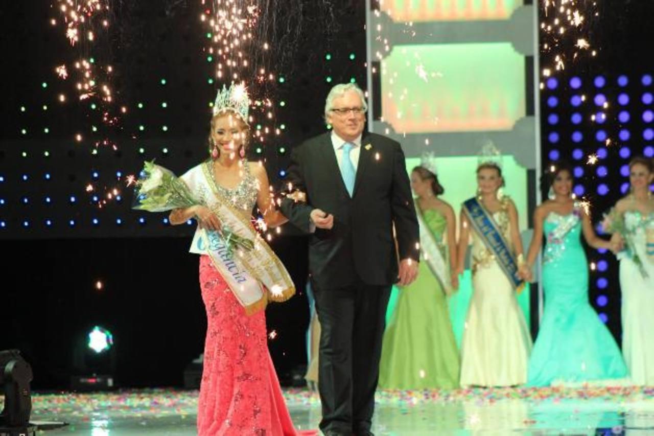 El pasado 7 de noviembre, las autoridades municipales eligieron a la reina de sus festejos.
