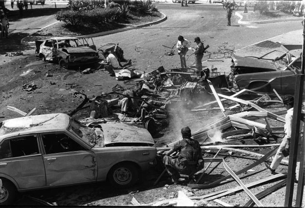 A 25 años de ofensiva final el FMLN aún quiere el poder Total