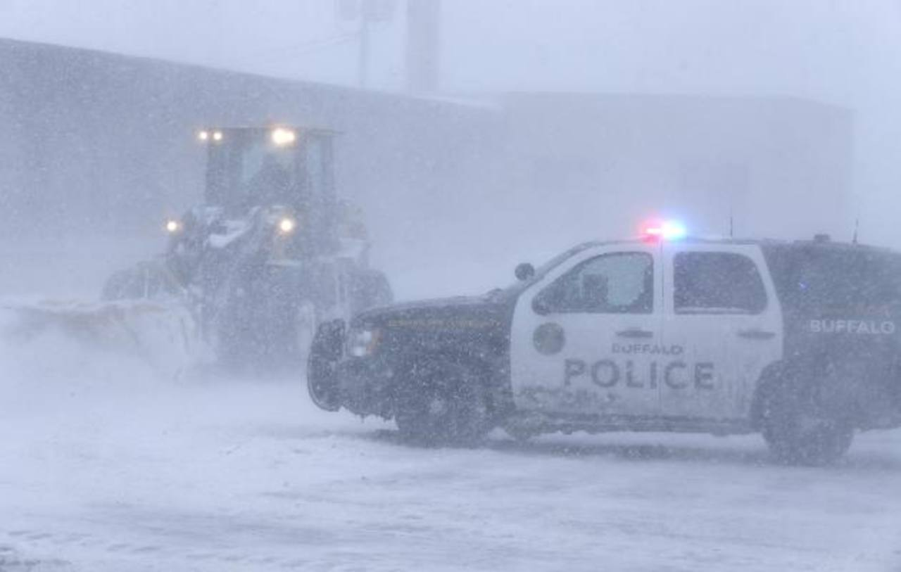 Se eleva a 13 la cifra de muertos por nevada en EEUU