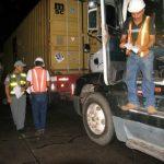 Tóxicos de San Luis Talpa continúan en Puerto de Acajutla