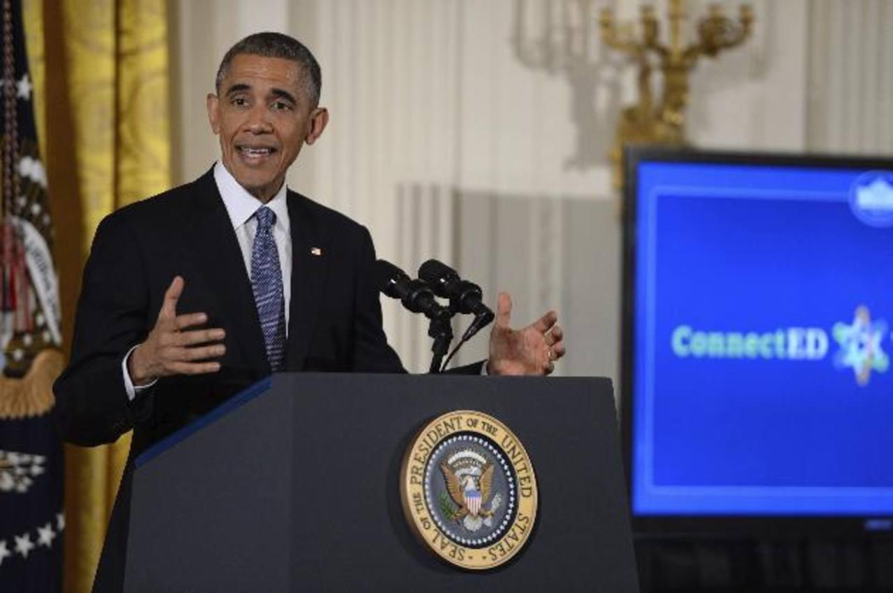 Obama anunciará medidas ejecutivas sobre inmigración este jueves