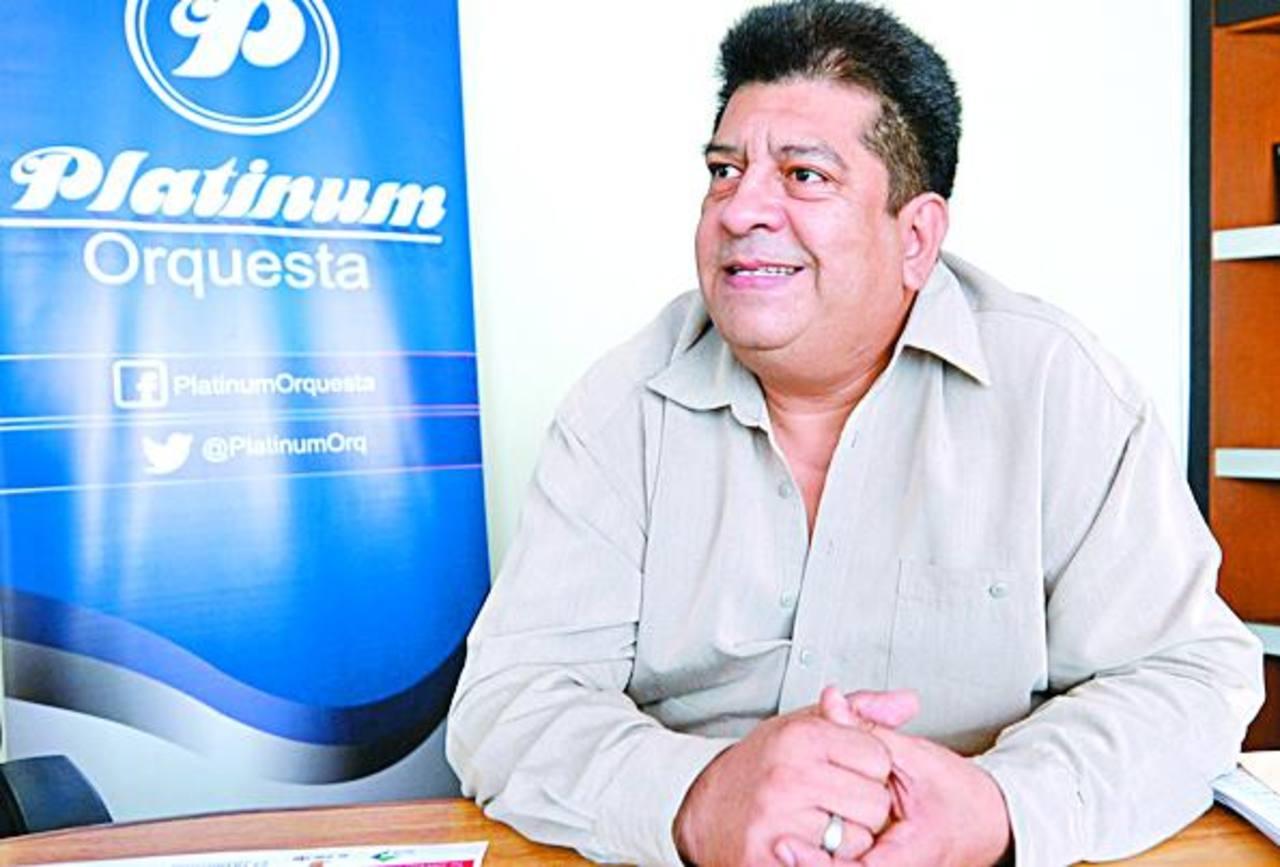Mario R. Zúñiga lidera hoy la Platinum. Foto EDH / Húber Rosales