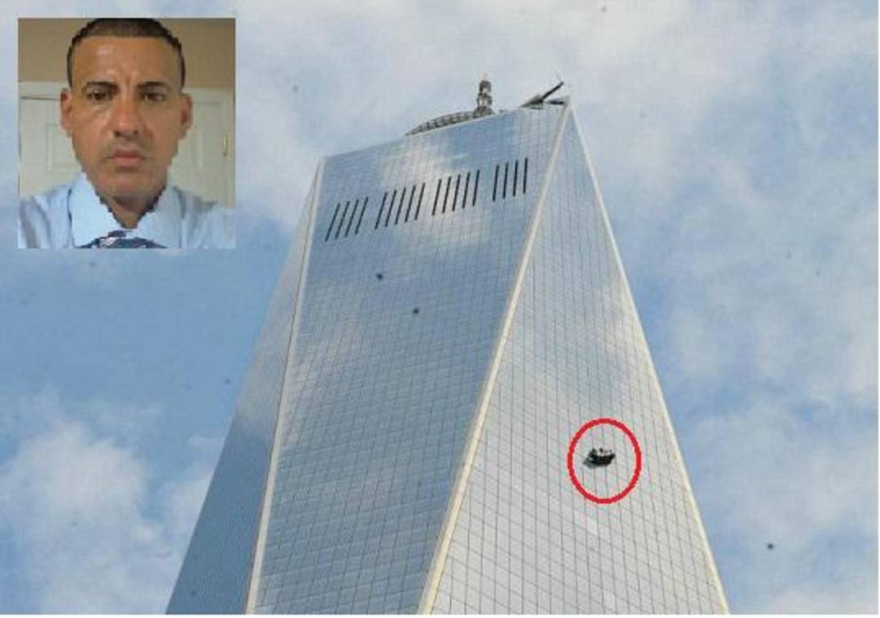 Salvadoreño sobrevive tras quedar atrapado en piso 69 del nuevo World Trade Center