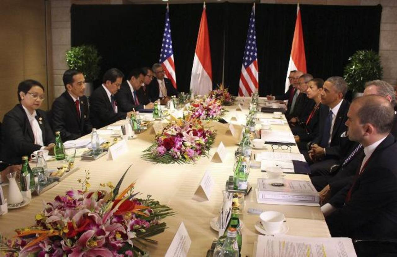 China es, desde ayer, anfitriona de la cumbre de la APEC.