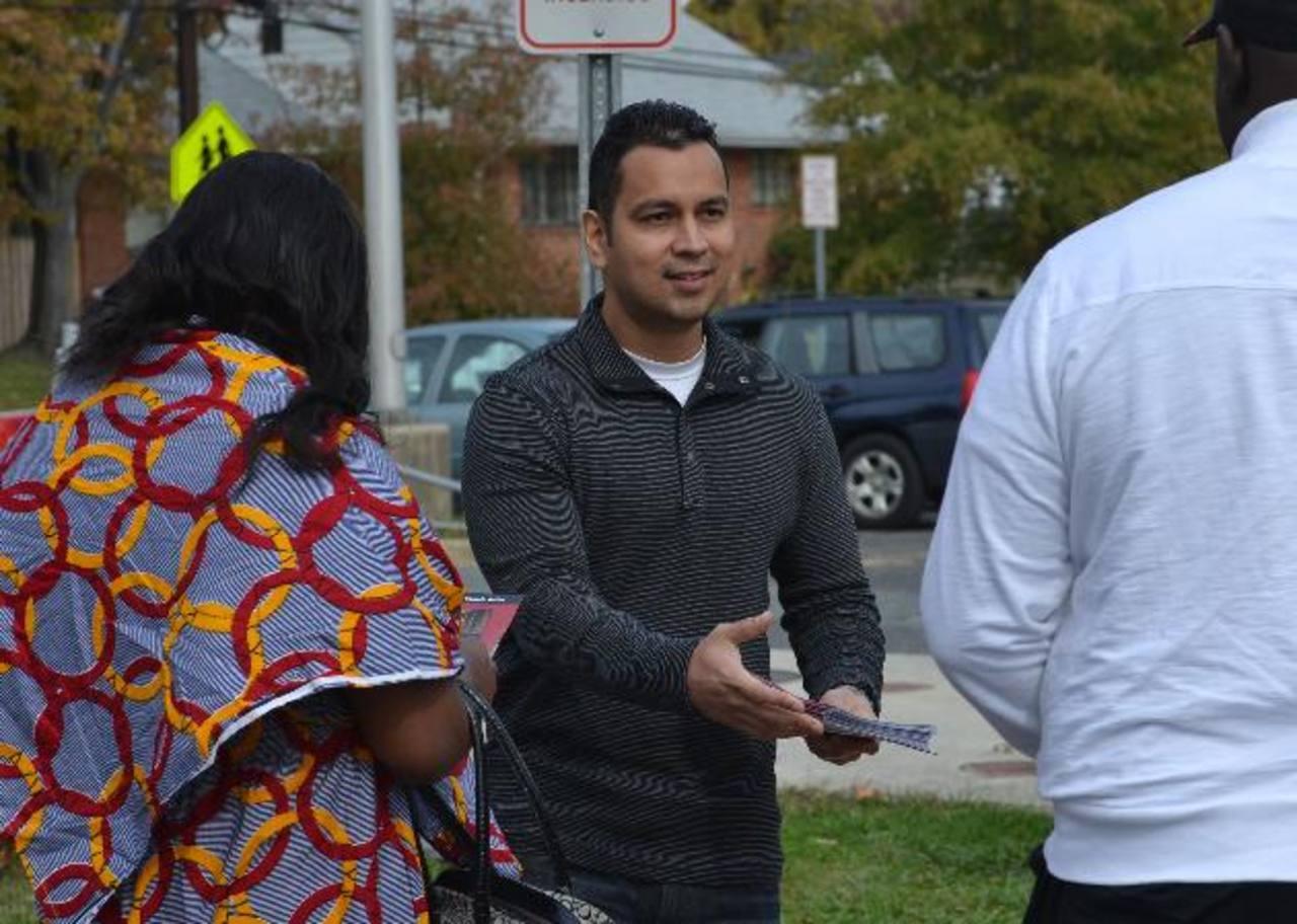 Will Campos fungió como concejal en el gobierno local.