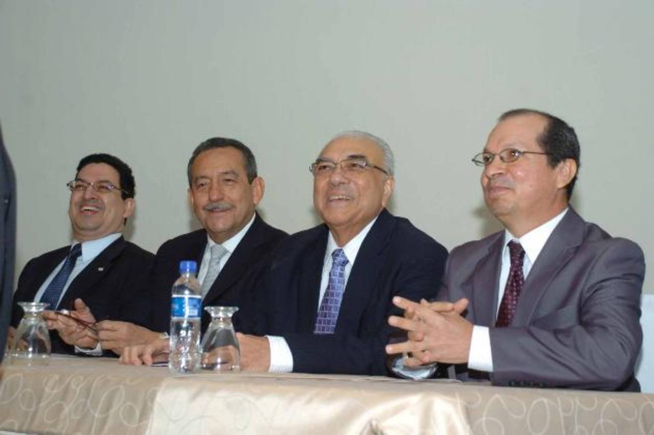 Los magistrados Rodolfo González, Florentín Meléndez, Belarmino Jaime y Sidney Blanco admitieron la demanda.