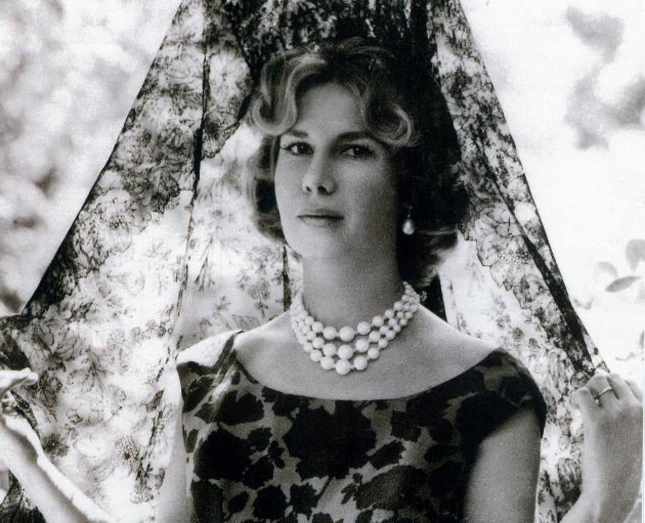 Cayetana Firz-James Stuart fue la mujer con más títulos de nobleza en Europa. Foto EDH/ARCHIVO