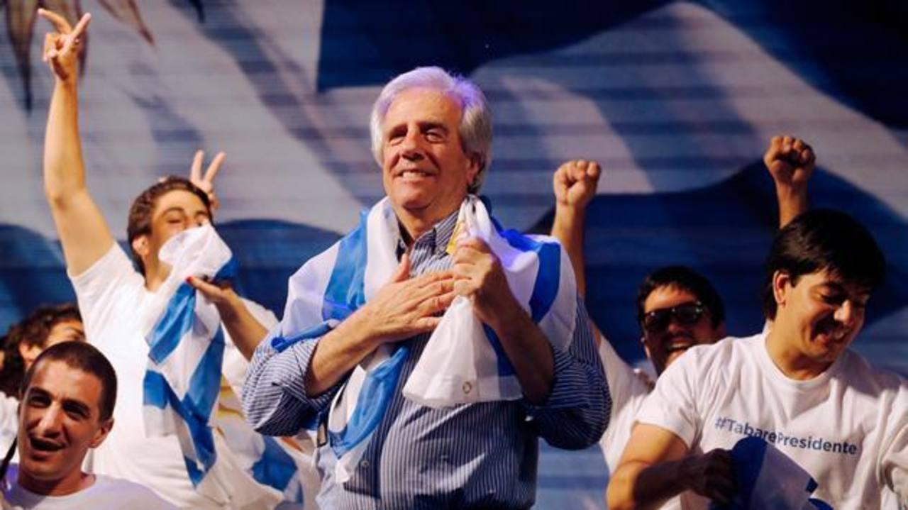 Tabaré Vázquez es el nuevo presidente de Uruguay