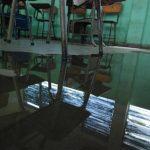 Más de 800 escuelas están en zonas con riesgo a deslizamiento o inundación