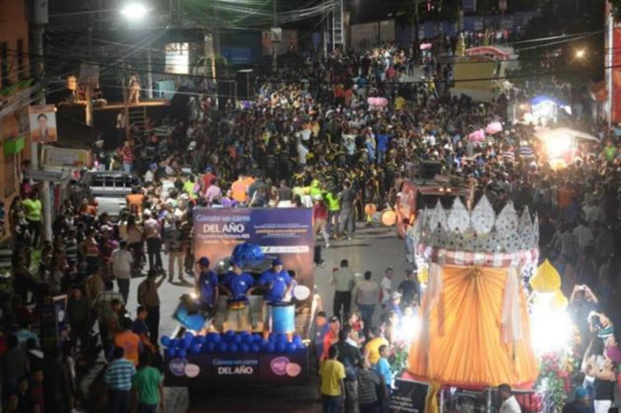 San Miguel vibró al ritmo de su gran carnaval