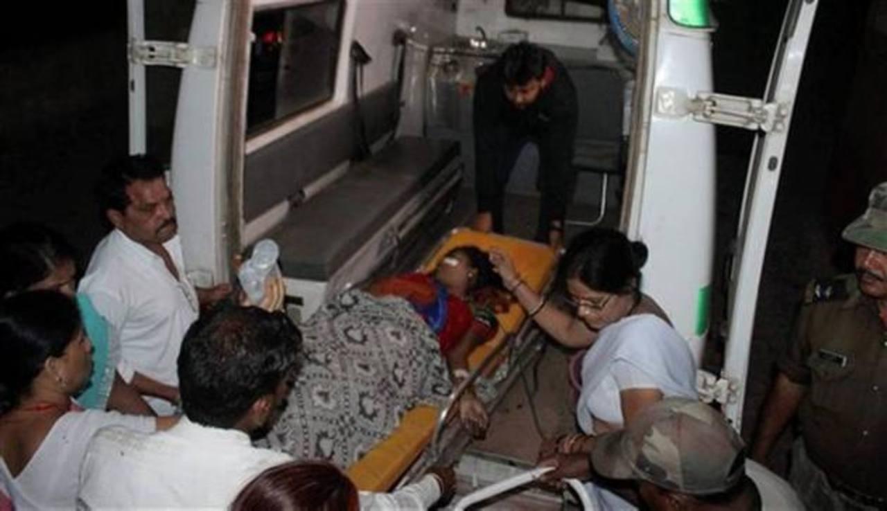 Mueren 12 mujeres en India tras esterilización