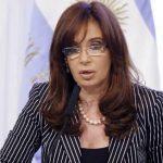 Hospitalizan a presidenta de Argentina
