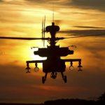 Mueren 2 en choque helicóptero de Guardia Nacional