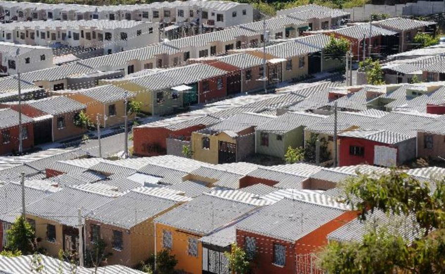El FSV abaratará los nuevos créditos para adquirir una casa nueva o usada. foto edh / archivo