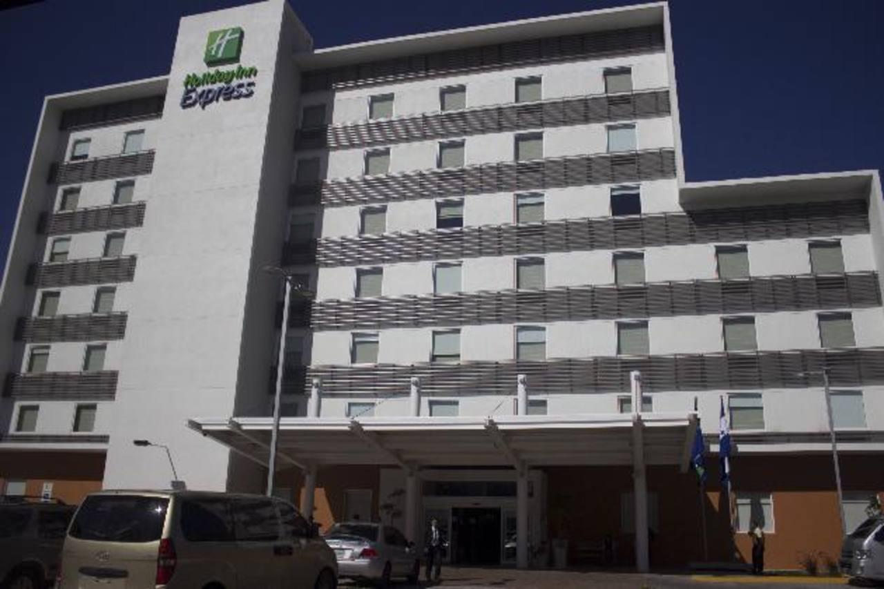 El nuevo hotel está ubicado en el centro del área financiera y comercial de Tegucigalpa. Foto EDH / Cortesía