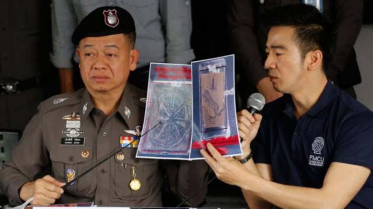 Buscan en Tailandia a dos estadounidenses por enviar restos humanos en correo
