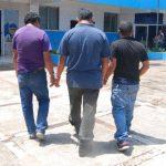 Capturan a tres policías acusados de extorsión
